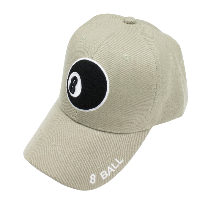 帽子 Khaki 8 Ball Hat