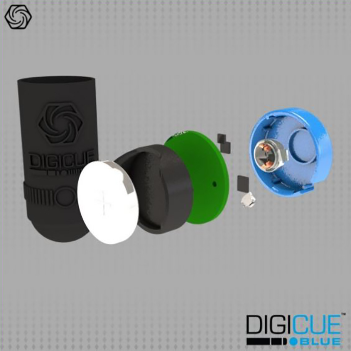 OB DigiCue BLUE Training Aid with Bluetooth® Technology and iOS and Android Apps